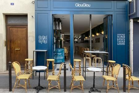 Glouglou Batignolles, Restaurant Paris Batignolles #0