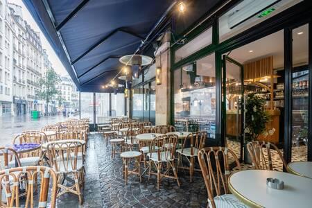 Coeur Couronné, Bar Paris Châtelet #0