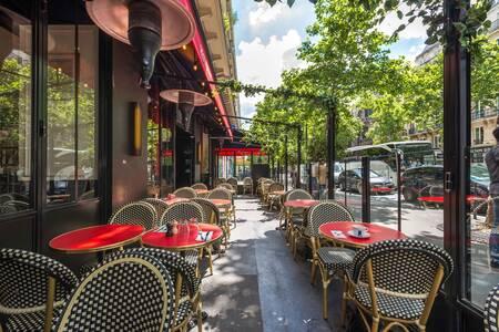 Sacré Frenchy ! (restaurant), Restaurant Paris Etienne Marcel #0