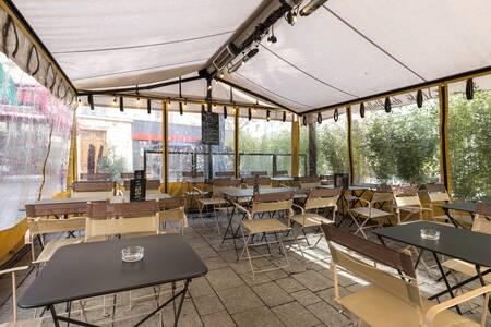 Café des Halles, Bar Paris Aux Halles #0