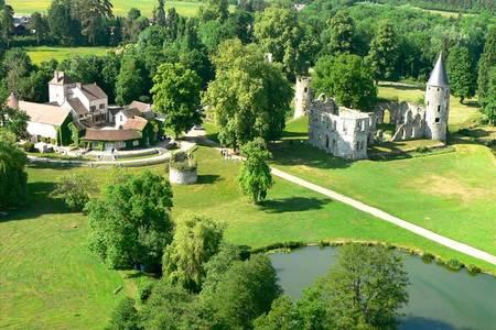 Château du Vivier, Salle de location  Fontenay-Trésigny   #0