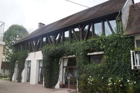 La Grange des Aulnaies, Salle de location Amenucourt  #0