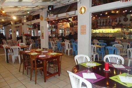 Guinguette Chez Alriq, Restaurant Bordeaux Bastide-Niel #0
