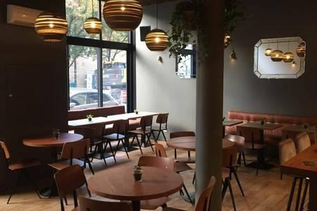 Café Mancuso, Restaurant Bordeaux  Hôtel de Ville-Quinconces #0