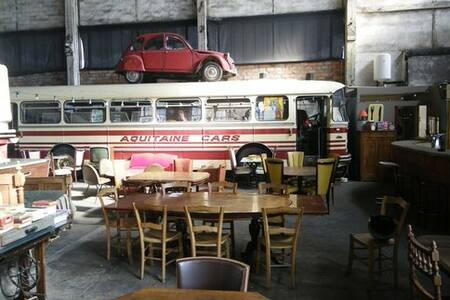 Le Garage Moderne, Restaurant Bordeaux Bacalan #0