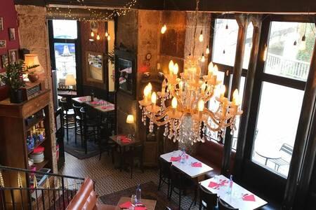 Chez Louisette, Restaurant Nantes La Création #0