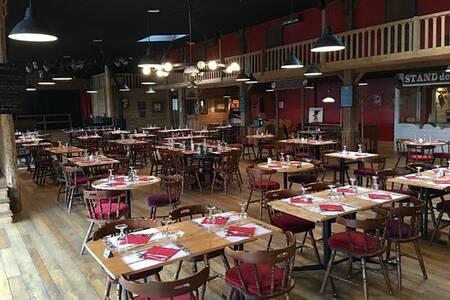 Le NÂO, Restaurant Rezé Haute île #0