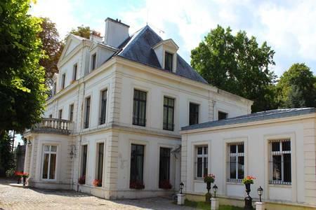 Château de Gency, Salle de location Cergy  #0