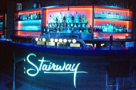 Stairway, Bar Lille Vieux-Lille #0