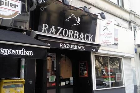 Razorback, Bar Lille Lille-Centre #0