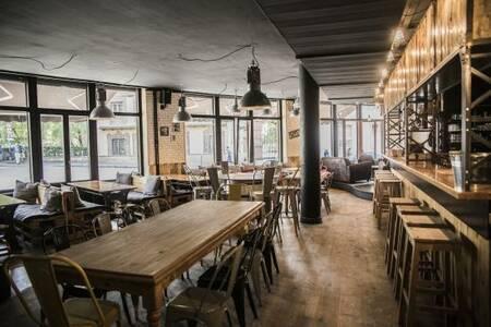 Abattoir Café, Bar Strasbourg Gare Centrale #0