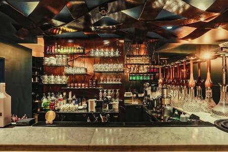 Pacific, Bar Nice Vieille Ville #0
