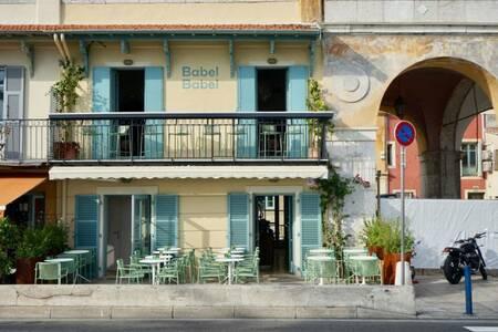 Babel Babel, Bar Nice Vieille Ville #0