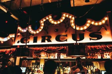Circus, Bar Montpellier L'Écusson, #0