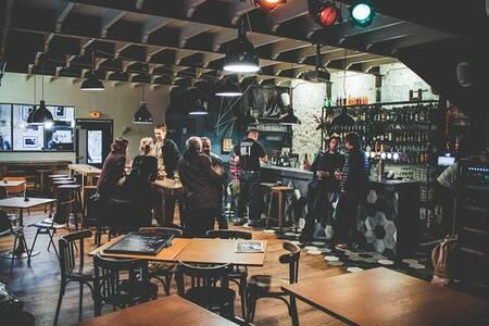 L'Ebenisterie, Bar Marseille Castellane #0