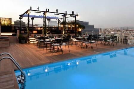 Skybar, Bar Barcelona Born #0