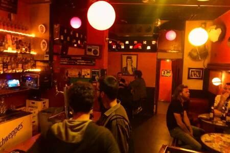 Bar Manchester, Bar Barcelona El Barri Gòtic #0