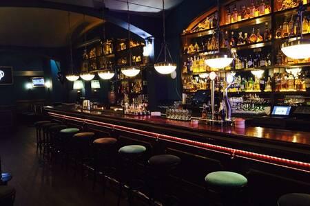 Bobby's Free, Bar Barcelona Eixample #0