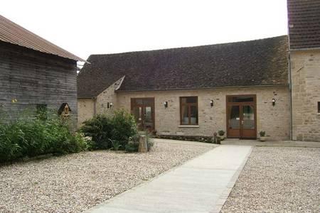 La Grange au Tulipier, Salle de location Guiry-en-Vexin  #0