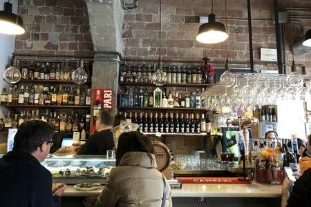 Senyor Vermut, Bar Barcelona La Nova Esquerra de l'Eixample #0