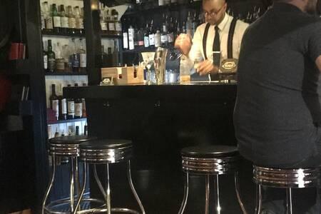 Old Fashioned, Bar Barcelona Gracia #0