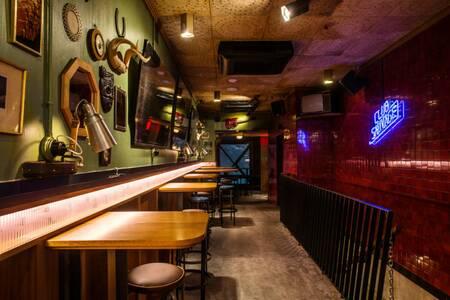 Bar Sauvage, Bar Barcelona El Born-La Ribera #0