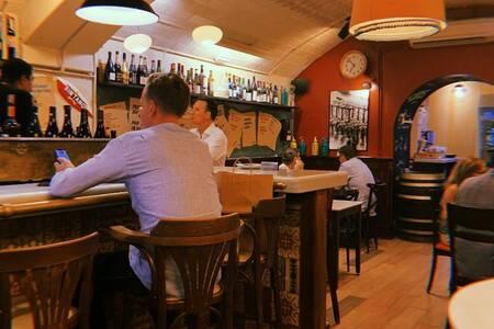 Bar del Pla, Bar Barcelona El Born-La Ribera #0