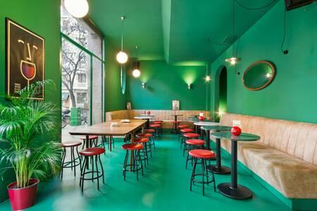 Bar Torpedo, Bar Barcelona L'antiga Exquerra de l'Eixample #0