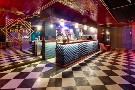 La Noche, Bar Madrid La Latina #0