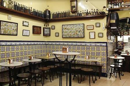El Xampanyet, Bar Barcelona La Ribera #0