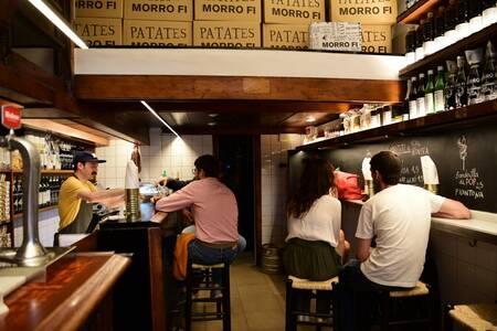 Morro Fi, Bar Barcelona Passeig de la Bonanova #0