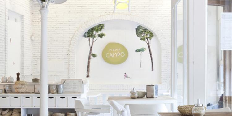 Mamá Campo, Restaurante Madrid Chamberí #1