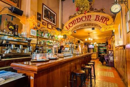 London Bar, Bar Barcelona El Raval #0