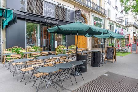 Le Croquis, Bar Paris Grands Boulevards #0