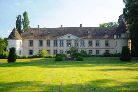 Chateau de la Cour Senlisse, Salle de location Senlisse  #0
