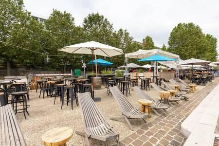 Le Balisier du Quai, Restaurant Paris Bercy #0