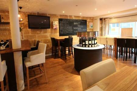 Aux quatre coins du vin, Bar Bordeaux Hôtel de ville-Quinconces #0