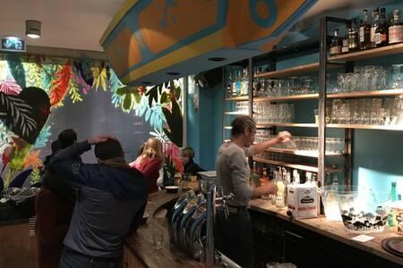 La Pirogue, Bar Lille Vieux-Lille #0