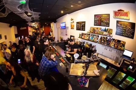 Nexus Bar Gaming, Bar Marseille Cours Julien #0