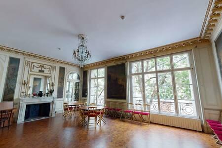 Espaces Legendre Monceau, Salle de location Paris Ternes #0