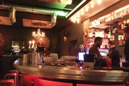 Boston Bar, Bar Nice Quartier du port #0
