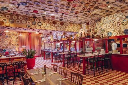 Carmelo - Big Mamma, Restaurant Lyon Cordeliers #0