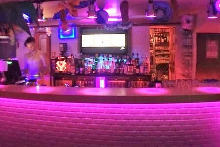 Le Malabar Station, Bar Nice Riquier #0