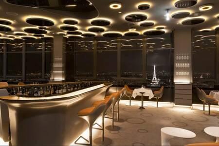 Bar Tour Montparnasse Ciel de Paris, Bar Paris Tour Maine Montparnasse #0