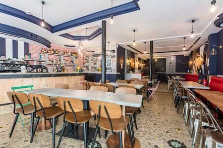 Le Baigneur, Bar Paris Jules Joffrin #0