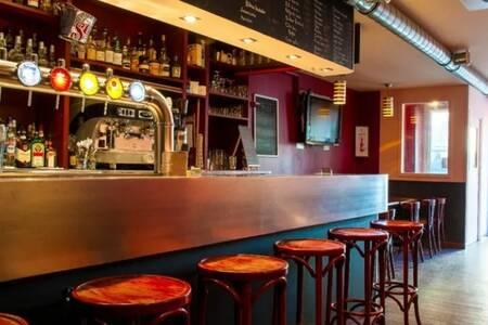 Le Kryptonic, Bar Nantes Ile Beaulieu #0