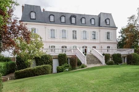Domaine du Verbois, Salle de location Neauphle-le-Château  #0
