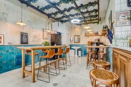 Azul, Bar Paris Folie-Méricourt #0