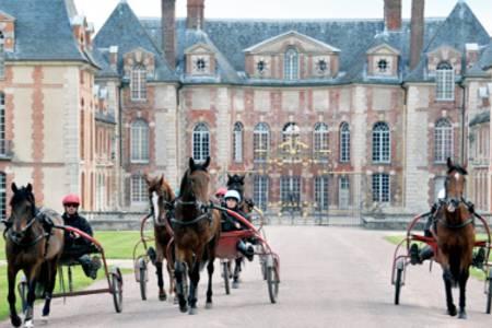 Domaine de Grosbois, Salle de location Marolles-en-Brie  #0