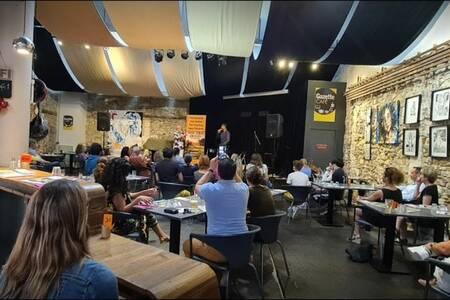Gazette Café, Bar Montpellier L'Écusson #0